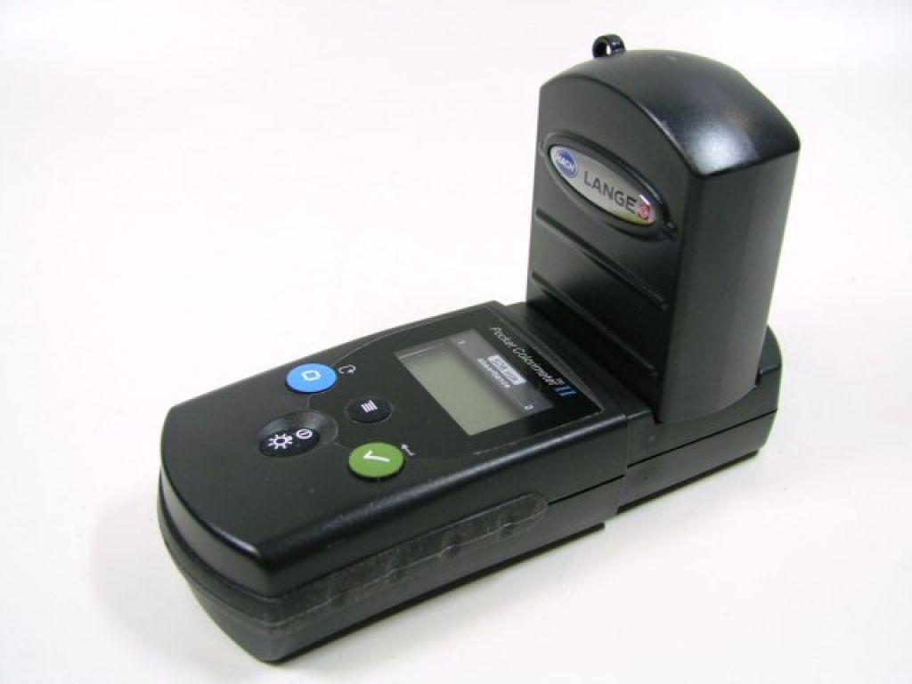 hach pocket colorimeter ii manual