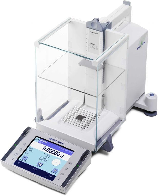Mettler XP205 Analytical Balance