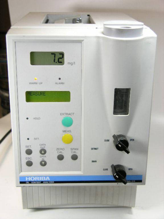 Labstuff Eu Horiba Ocma 310 Oil Content Analyser