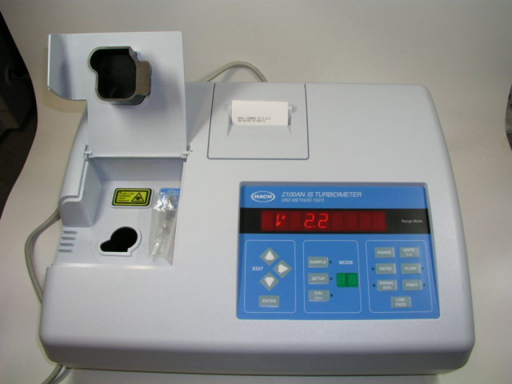 Labstuff Eu Hach Lange 2100an Is Turbidity Meter For